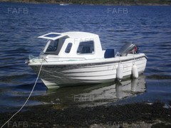 Atlantic Fisher 480 - Second Draught - ID:79889
