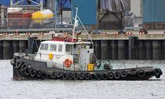 15m, 7tbp single screw tug - 15m, 7tbp single screw tug - ID:72127
