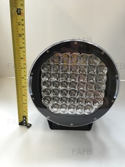 AAA 225w Cree spot light 12-24v with 316 stainless steel bracket - ID:79483