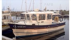 Hardy 24 fast fisher - Clarion - ID:84444