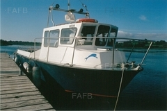 Colvic Off Shore Fishing Boat - Colvic SeaCat - ID:70372