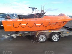 FAST RESCUE OR MAN OVERBOARD BOAT - FASSMER - ID:93612