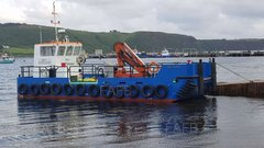 Work Boat landing craft - Talisker (For Hire or sale) - ID:87375
