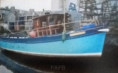 wooden fishingboat - Radiance11 - ID:68088