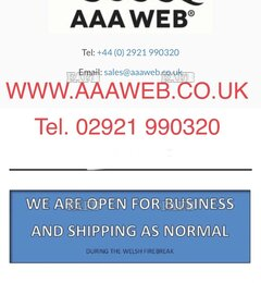 AAA IS OPEN AS USUAL WWW. AAAWEB. CO. UK - ID:84585