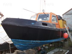 Romany - WORKBOAT - ID:92706