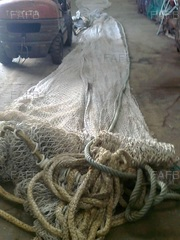 For sale Mackerel Mid Water trawl Plus Sprat and Herrings Nets and Brailers - ID:74255