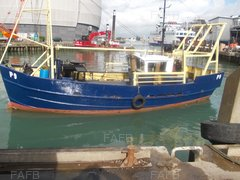 Steel scalloper/trawler/ potter/ netter - Prevail P9 - ID:88323