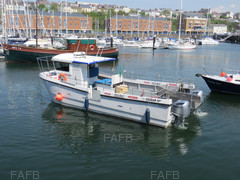 Cougar Catamaran 10m Outboard. - Pisces - ID:75123