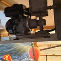 Sovereign Maxi Net Flaker & Loncin hydraulic power pack - picture 8