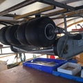 Sovereign Maxi Net Flaker & Loncin hydraulic power pack - picture 3