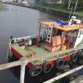 steel workboat - picture 18