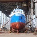 new steel trawler surplus to requiremnets - picture 2