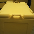 100 Ltr Hinged lid Insulated Fishtubs - picture 5