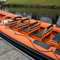 Humber/Quinquari Marine South 10m Offshore inboard - picture 5