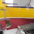 Wooden, Clinker- built traditional Grimsay Boat - picture 3