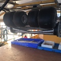 Sovereign Maxi Net Flaker & Loncin hydraulic power pack - picture 10